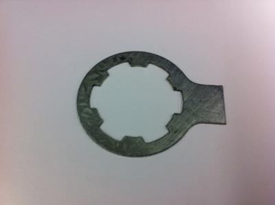 Gearbox Sprocket Locking Tab Washer 9E 32A 37A