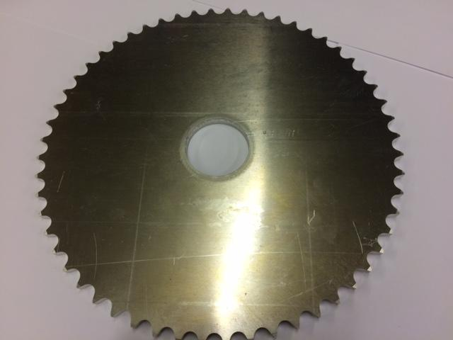 428 Alloy Sprocket Blank (Various Sizes) - Click Image to Close