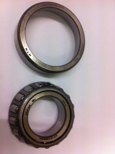 Greeves Taper Roller Stearing Head Bearing (Quality brand)