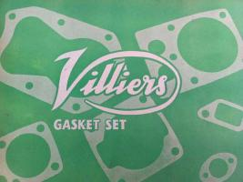 Junior De Luxe Gasket set