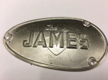 Contact Breaker Cover James