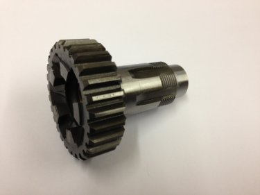 D11968 High Gear Pinion 27T 32A / 37A Trials Ratio