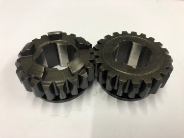 Extra low 3rd gear 32A / 37A