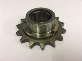 "9018 Albion gearbox sprocket 15 teeth 428 chain (1/2"" x 5/16"