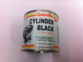 Cylinder Black - Brush On