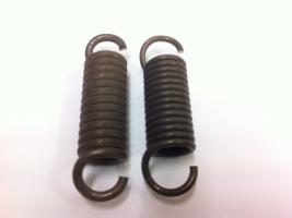 British Hub Brake Shoe Springs 6 Inch Hub. (A Pair)
