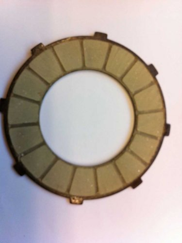 Bonded Clutch Plate 8349/2
