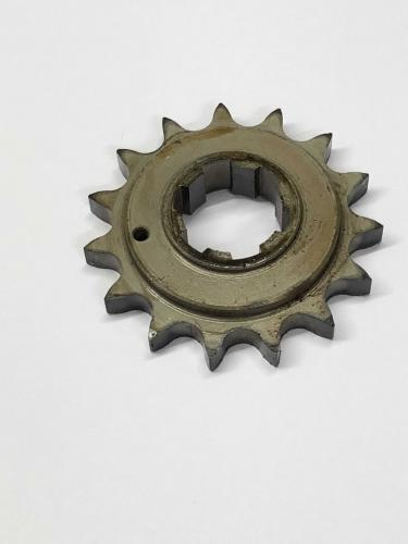 "E9968 15T Gearbox Sprocket 1/2"" x 5/16 (428)"