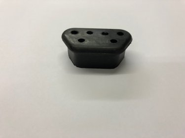 2793/2 Six pin wiring connector for twins
