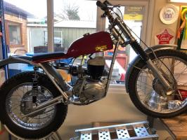 Sprite 250 Trials bike