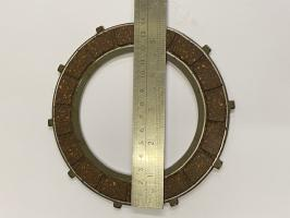 Albion bonded clutch plate