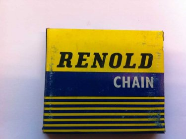 58 Pitch primary chain Renold