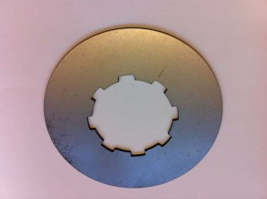 Intermidiate Clutch plate ( steel)