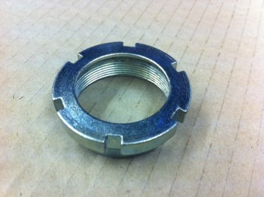 "Exhaust Fixing Nut E3934 ( 1 1/4"" Pipe)"