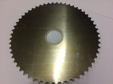 428 Alloy Sprocket Blank (Various Sizes)