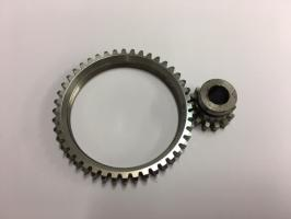 British hub speedo gears (Pair) 14t & 44T