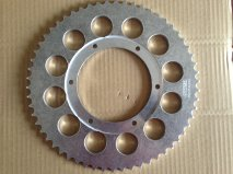 "British Hub 4 1/8"" Hole Trials / Scrambles Sprocket"