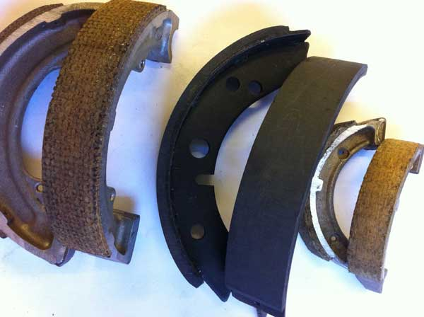 Brake Shoe Re-Lining Service - Click Image to Close