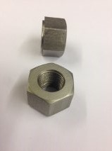 Greeves Wheel Nut (Stainless) 9/16 x 20